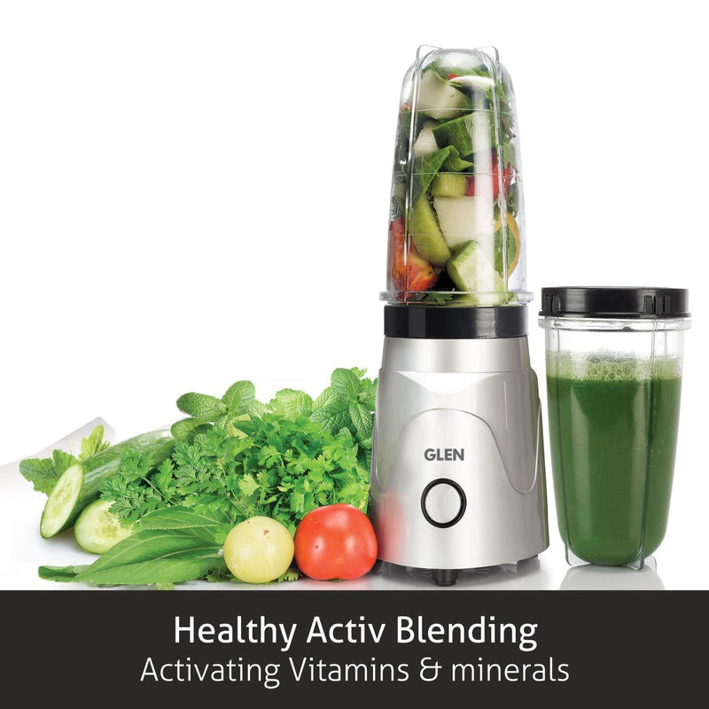 Glen Active Blender 4048 350 Watt with 4 Jar Multi Function - Mahajan Electronics Online