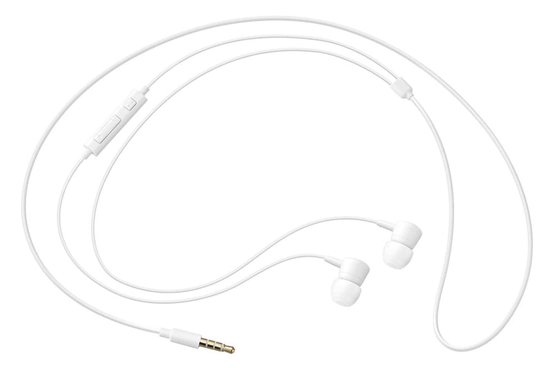 Samsung Handsfree HS-130 In -Ear Volume Control Handsfree - Mahajan Electronics Online