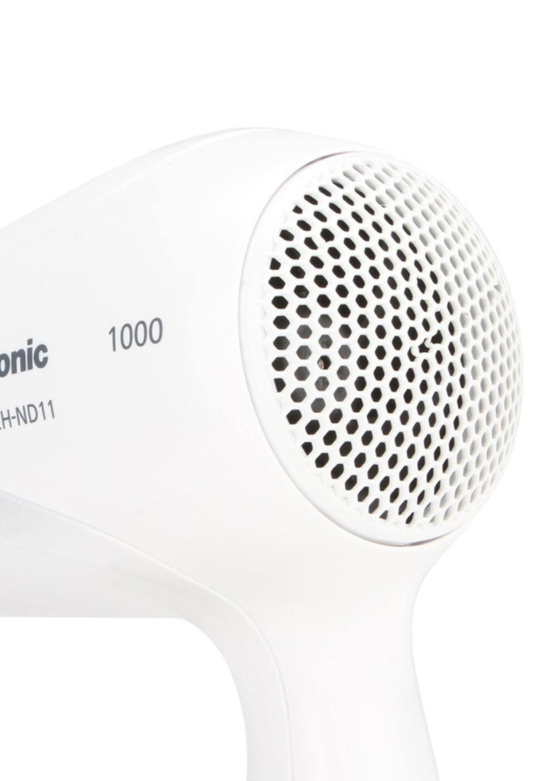Panasonic EH-ND11-W62B 1000W  Hair Dryer with Turbo Dry Mode(White) - Mahajan Electronics Online