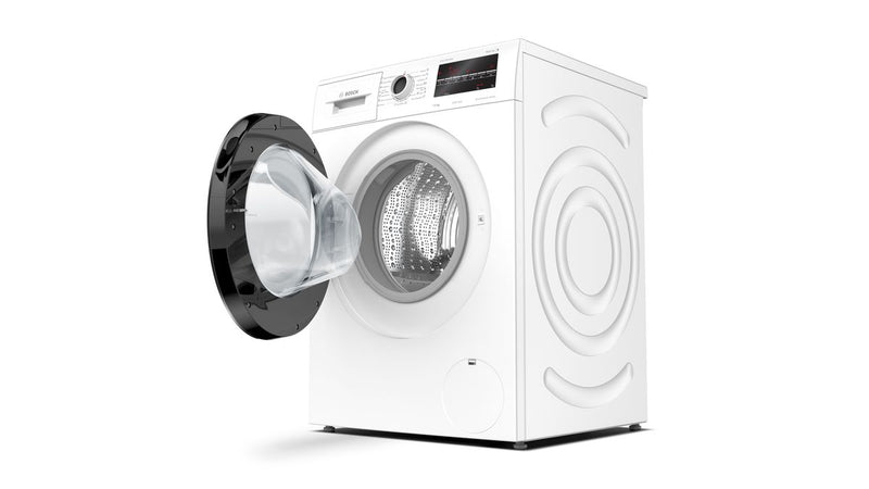 Bosch WAJ2446HIN, White 7.5 Kg Fully-Automatic Front Loading Washing Machine, White 7.5 Kg Fully-Automatic Front Loading Washing Machine