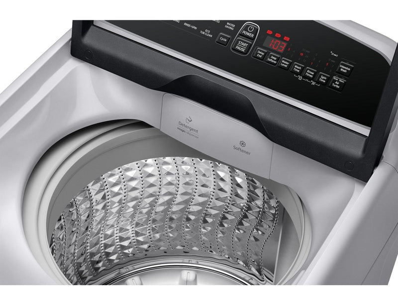 Samsung Washing Machine Top Load Fully Automatic WA90T5260BY/SP Wobble™ Technology, 9kg - Mahajan Electronics Online