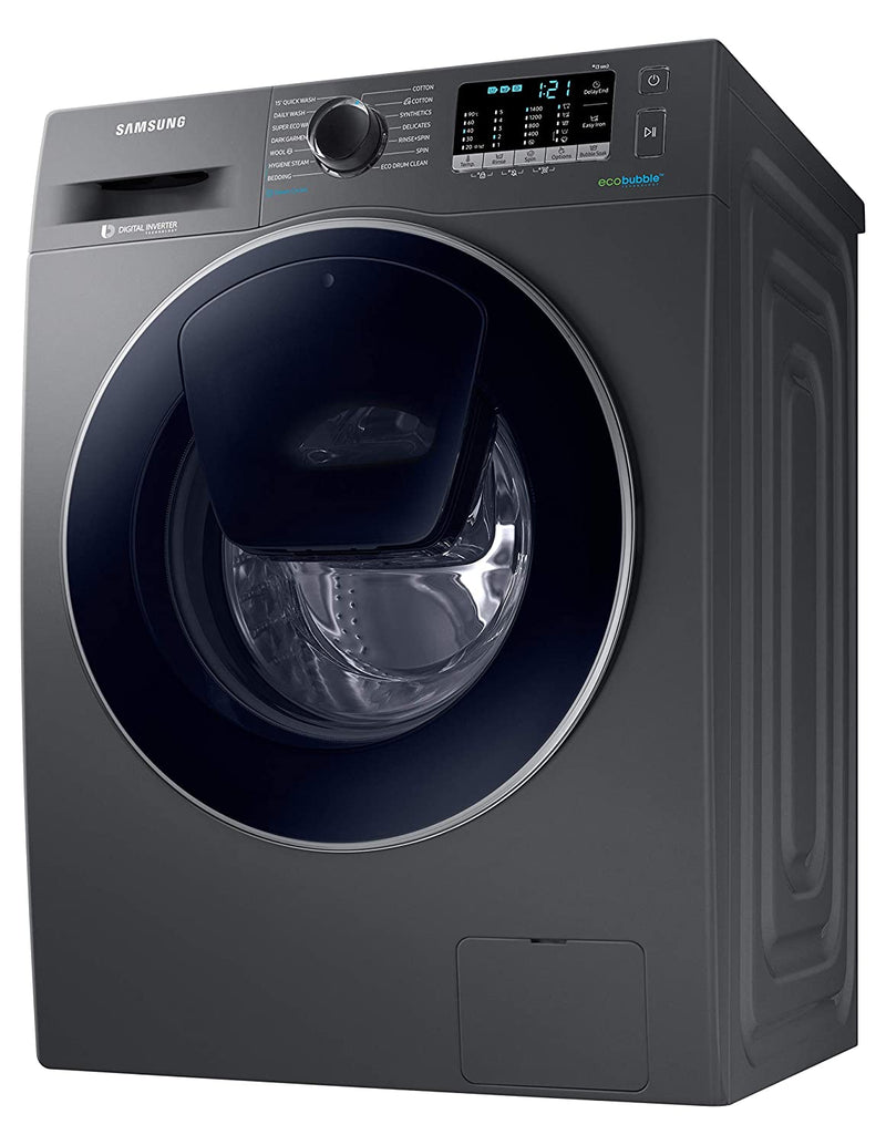 Samsung WW91K54E0UX   9.0 Kg Inverter Fully-Automatic Front Loading Washing Machine