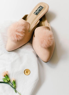 THE VIDA MULE SLIPPER
