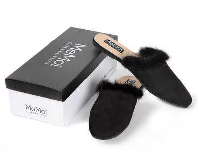 THE LANA MULE SLIPPER