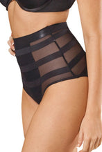 Load image into Gallery viewer, NOIR MID WAIST THONG SHAPER