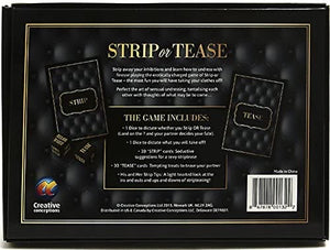 STRIP OR TEASE GAME
