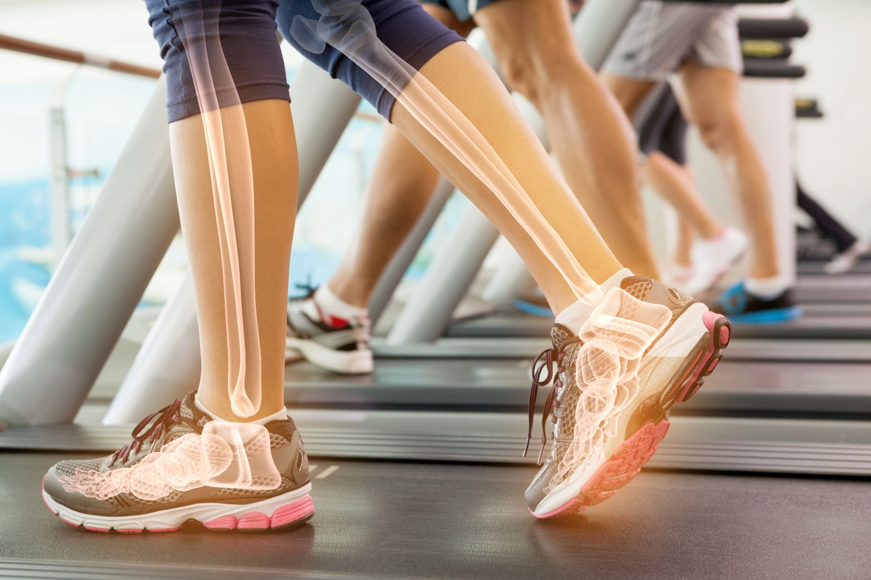 Impact-exercises help increase bone density!