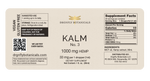 Load image into Gallery viewer, Drgnfly Kalm No. 3 - 1000 mg Hemp