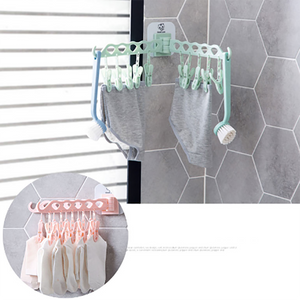 Multifunction clothes and socks hanger