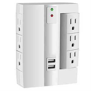 Multi-function Tray Wall Plug