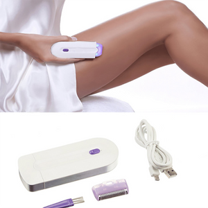 (HOT SALES NOW!!!) 2 in 1 Laser Hair Removal Trimmer