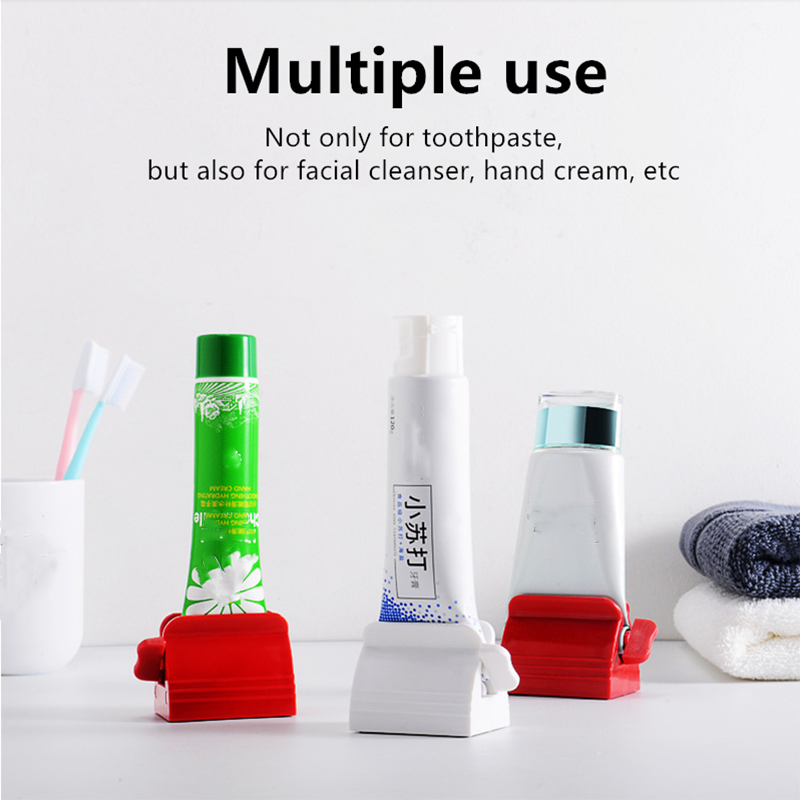 Manual Roller Tube Toothpaste Squeezer
