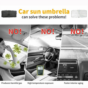 Universal Portable Car Side Window Sunshade Covers