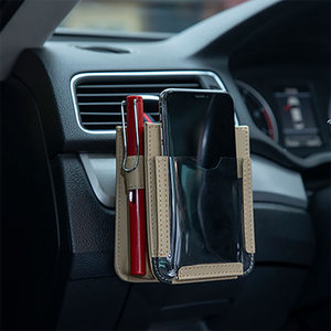 Car Outlet Mobile Phone Storage Bag