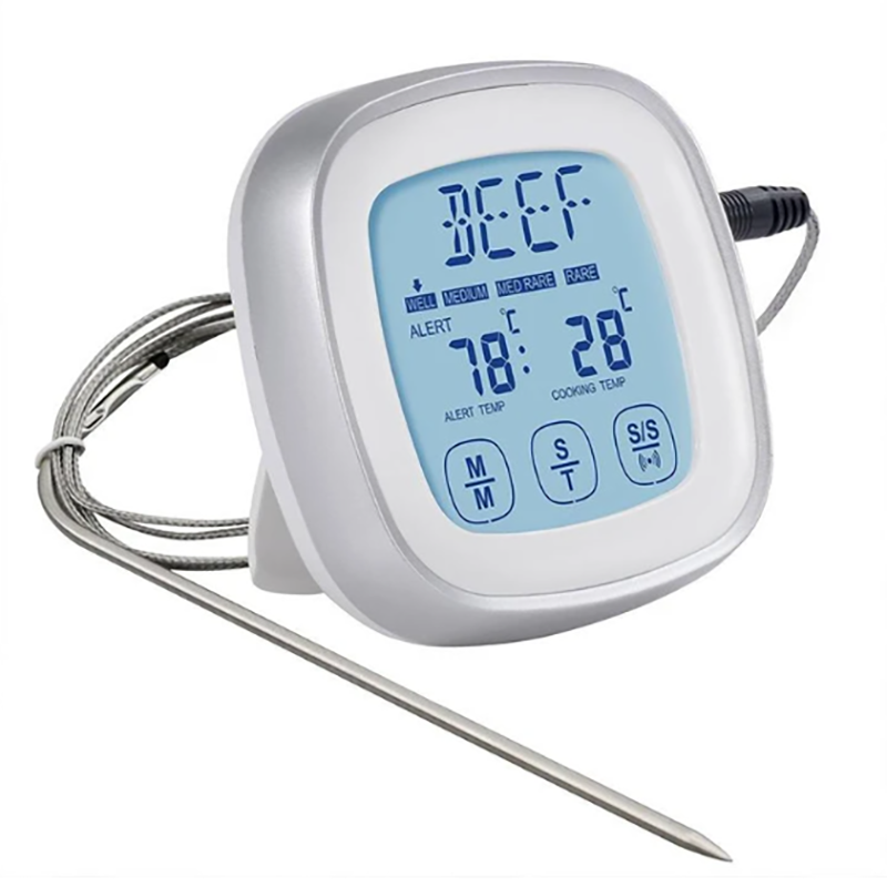 Touchscreen Digital Food Thermometer