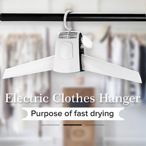 Electric Clothes Hanger Drying Rack