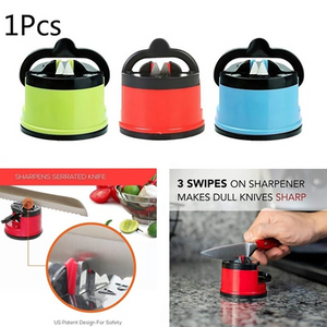 Household Sharpener with Suction Cup