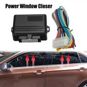 Universal Car Power Window Roll Up Closer For 4 Doors