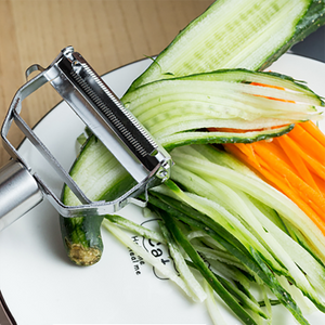 Vegetables Fruit Peeler Double Planing Grater
