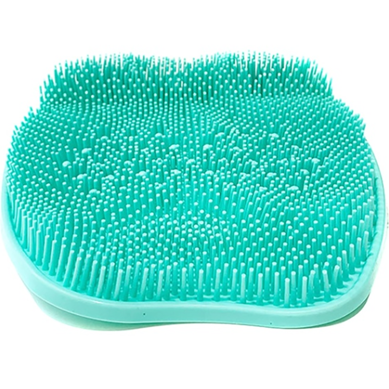 Shower Bath Foot Massager Scrubber Cleaner Brush Pad