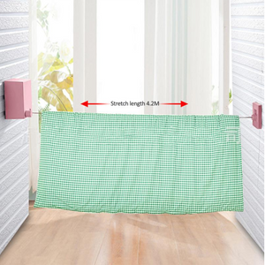 Wall Hanging Invisible Clothesline Dryer Rope