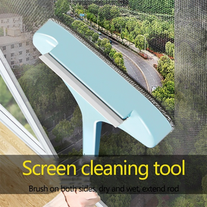 Multi-function Groove Cleaning Brush Wiper