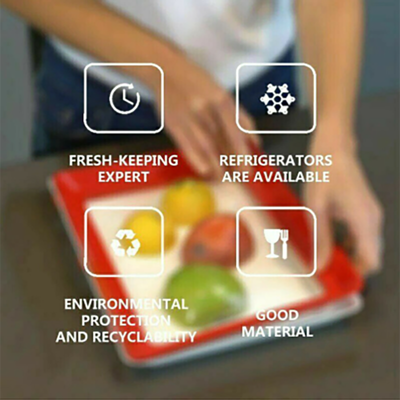 Clever Kitchen Food Fresh Tray