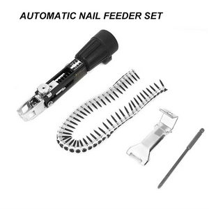 Automatic Chain Nail Gun Adapter Screw Gun