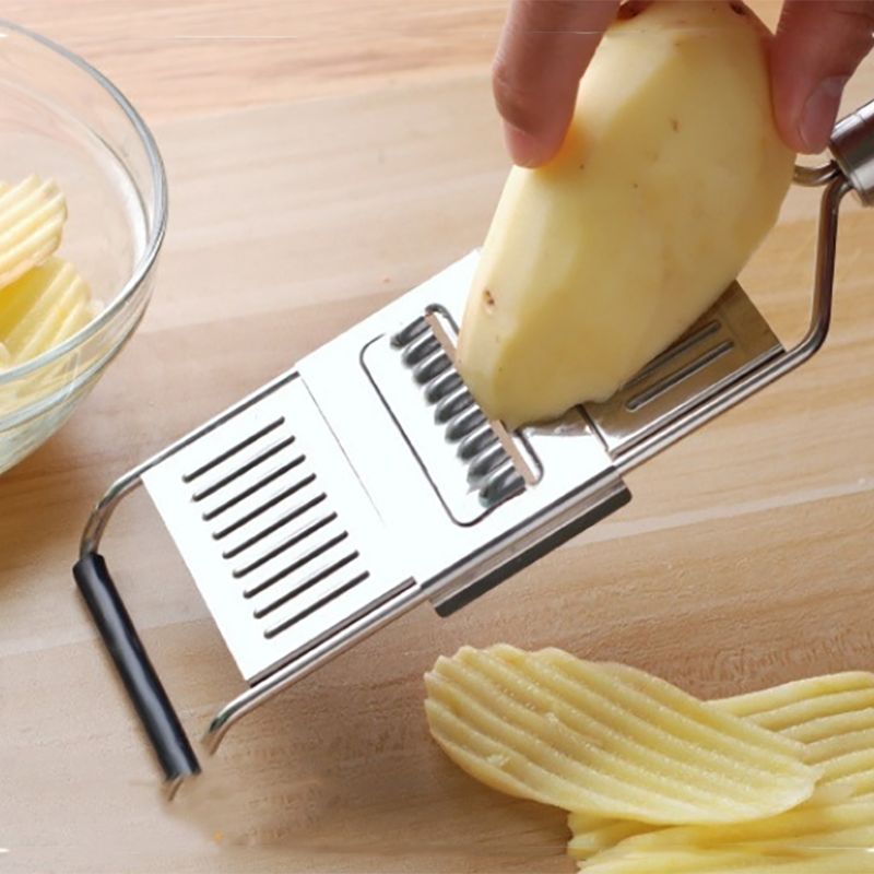 Vegetable Slicer Stainless Steel Grater Cutter