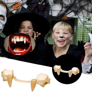 Halloween Party Prop Vampire Teeth