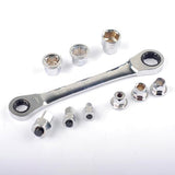 Ratchet Socket Wrench