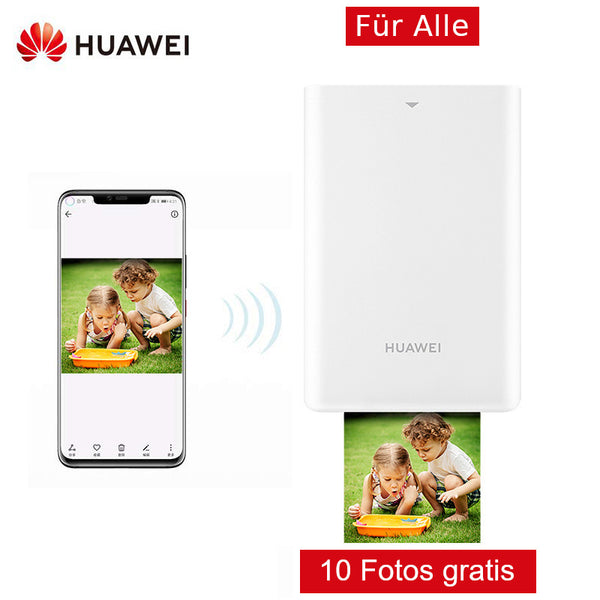 Original HUAWEI Mobile Photo Printer