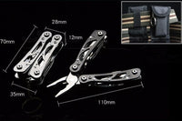 Robustes 13 in 1 Outdoor Camping Survival Multitool
