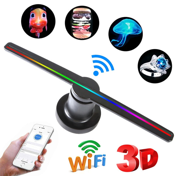 WIFI 3D Hologram Projector