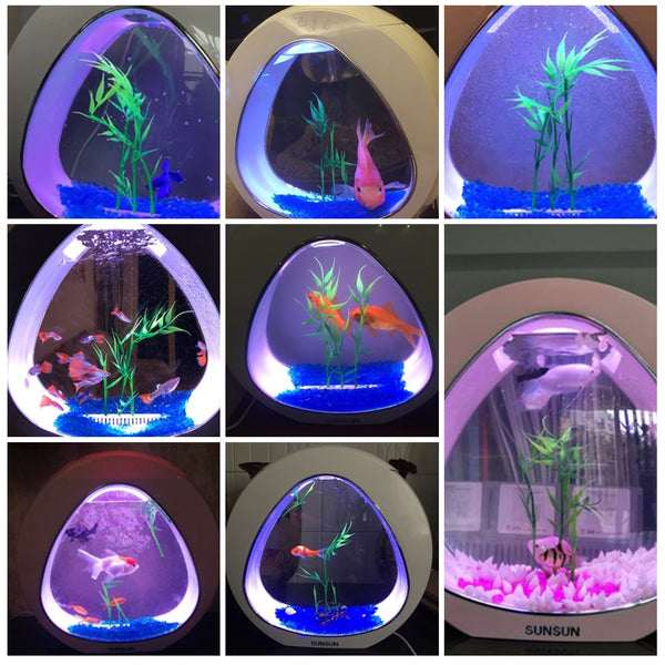 Mini Acryl Designer Aquarium