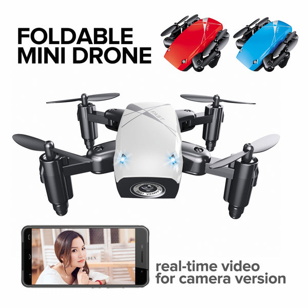 S9 S9W S9HW Mini RC Drone mit HD Kamera Wifi Headless Mode