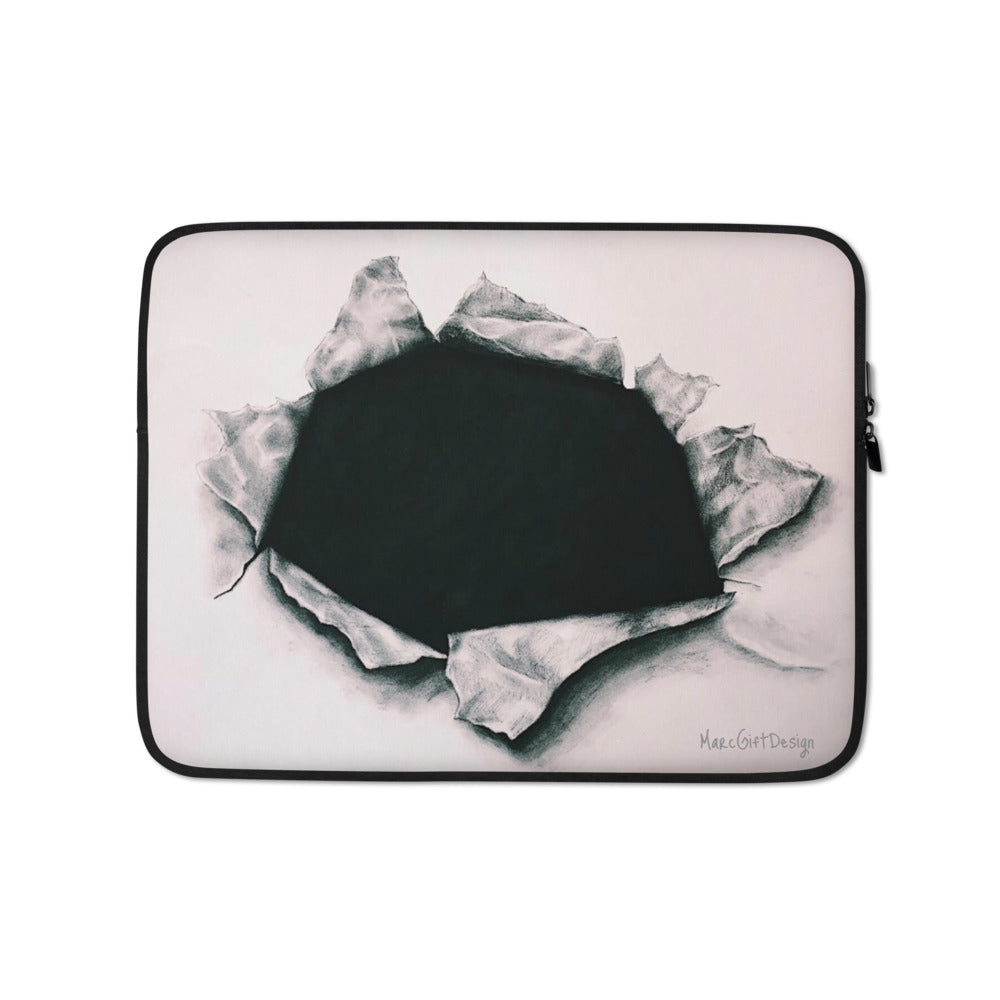 black hole laptop sleeve | laptop sleeve cover