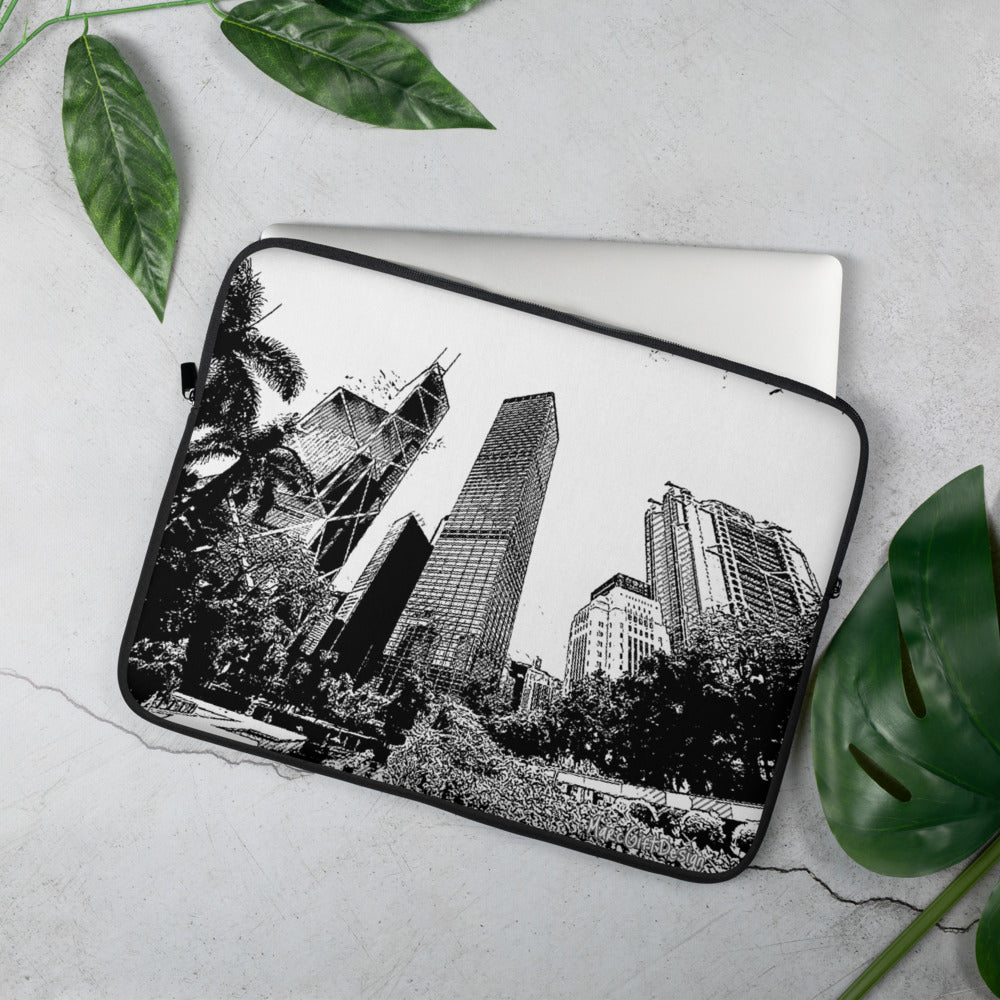 Skyscrapers Laptop Sleeve | Designer Laptop Cover | Laptop Sleeve Cover