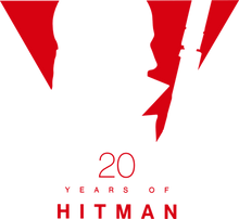 Load image into Gallery viewer, HITMAN Anniversary Red with fitted Heavy Hoody