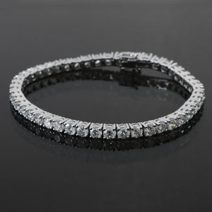 18 Pointer Tennis Bracelet