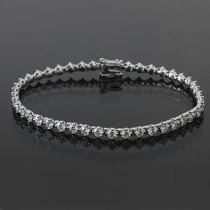 8 Pointer Tennis Bracelet