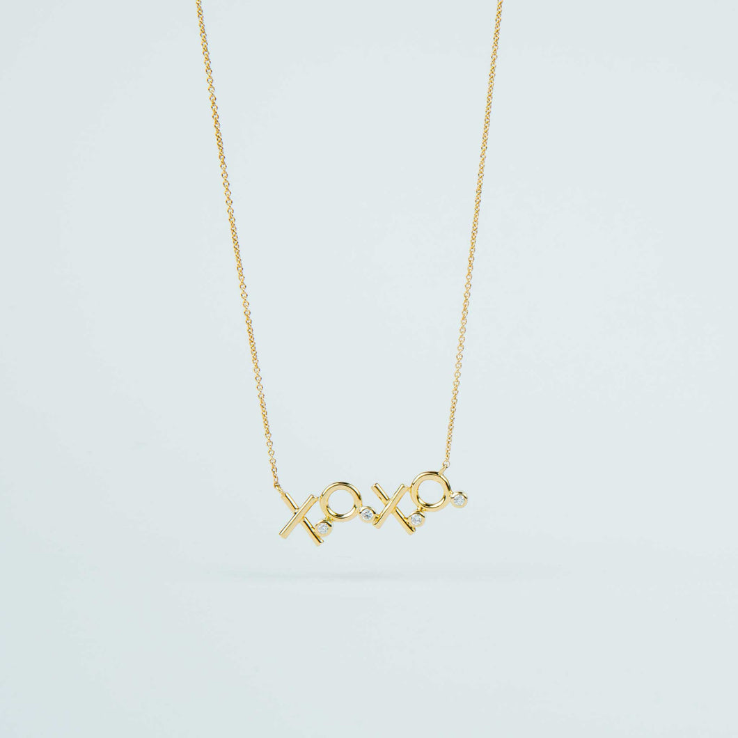 PS ILY XOXO Necklace