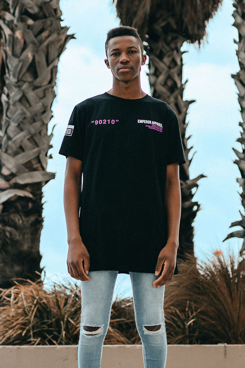 Beverly Hills T-Shirt (Black)