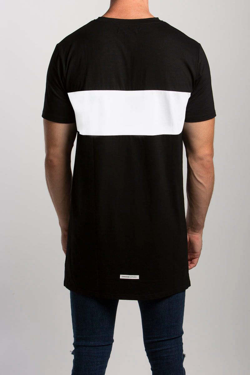 Bari T-Shirt (Black/White)