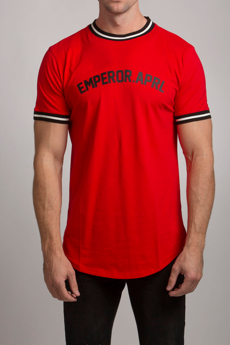 Baseball T-Shirt (Red) - 1 left!