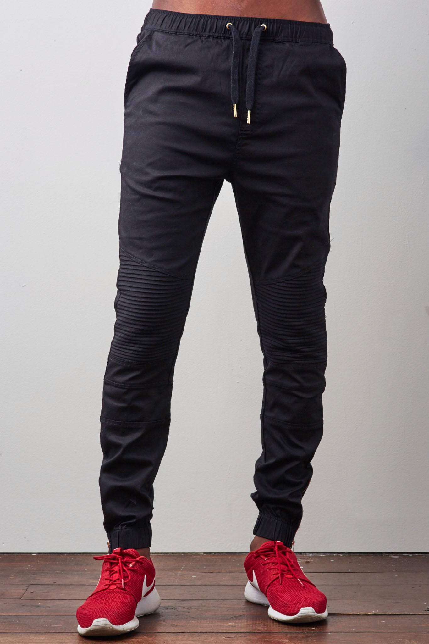 Sorrento Biker Pant (Black)