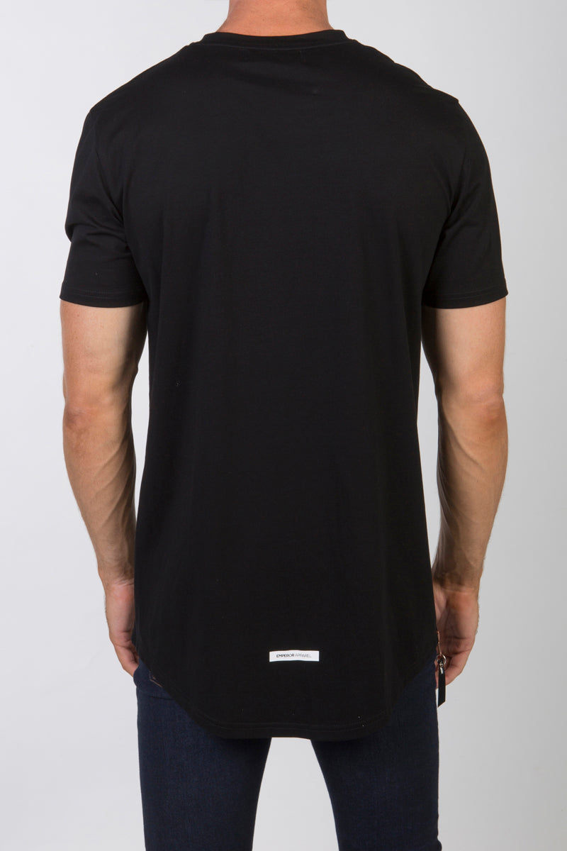 Bleu T-Shirt (Black)