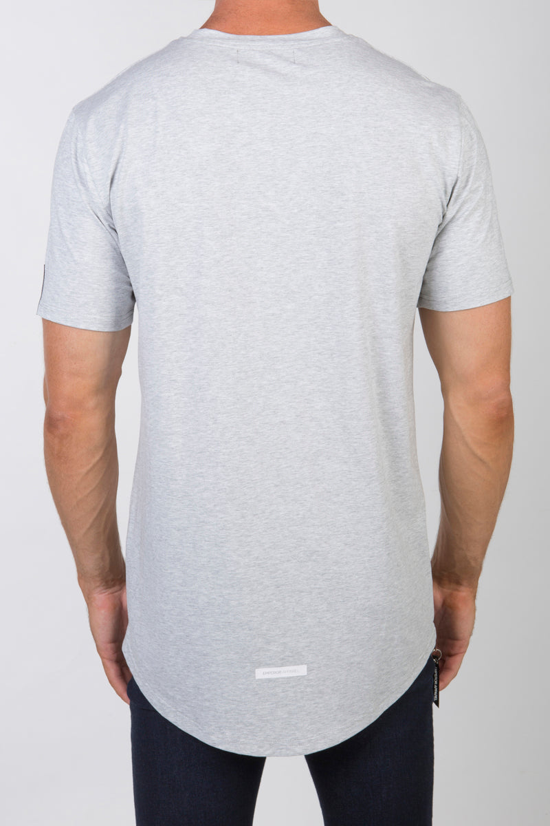 Bleu T-Shirt (Grey)