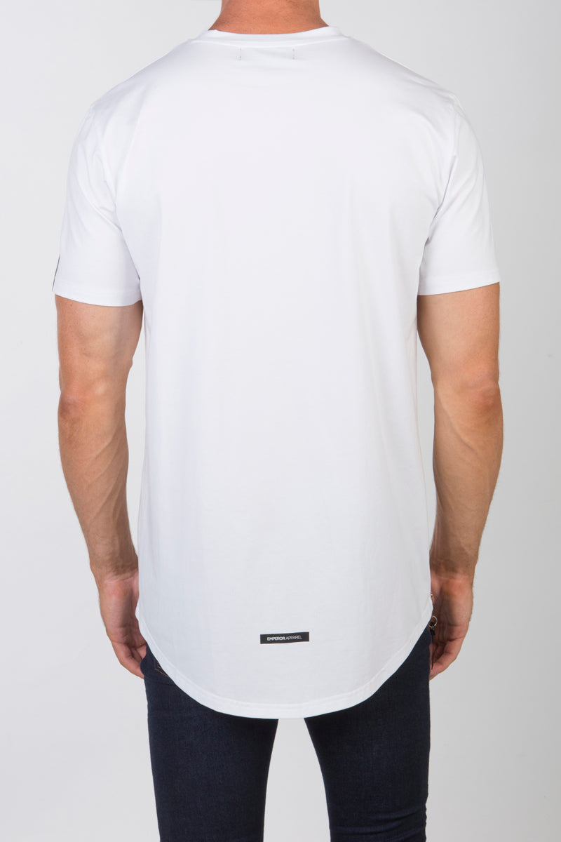 Bleu T-Shirt (White)