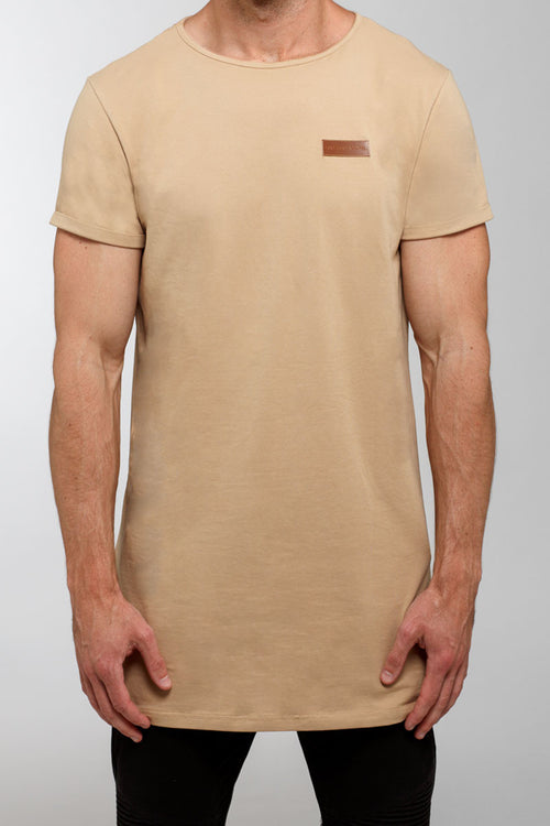 Brooklyn Tall T-shirt (Tan)